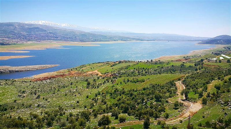 💚💙 ... (Saghbîne, Béqaa, Lebanon)