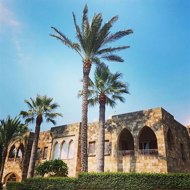 History embodied in our Lebanese homes. (Byblos - Jbeil)
