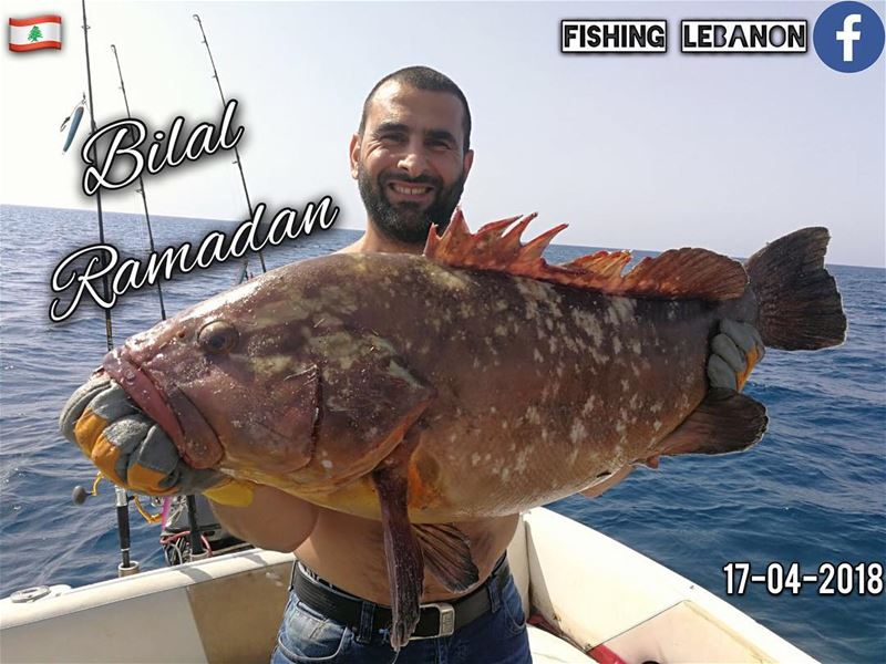 @bilal_ramadan_ @fishinglebanon - @instagramfishing @jiggingworld @whatsupl (Batroûn)