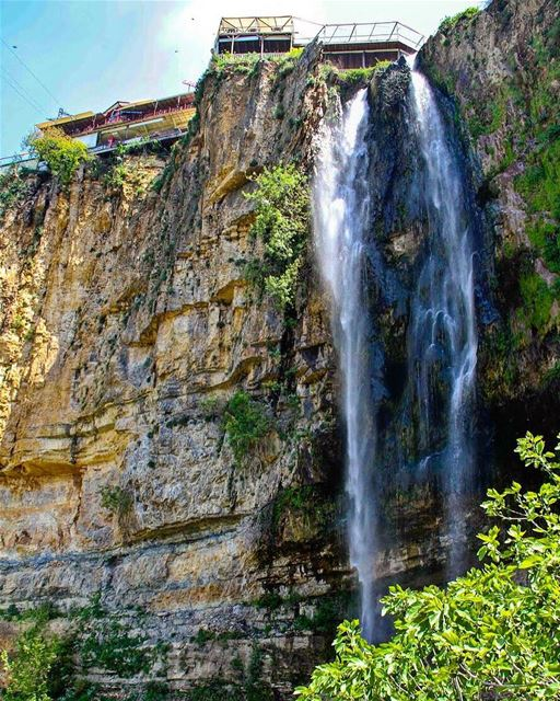 Chasing Waterfalls 🗺.... livelovejezzine livelovelebanon ... (Jezzîne, Al Janub, Lebanon)