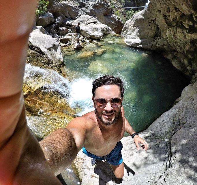 My Personal Paradise 😎 ExploreWithChris.. whpadventure Lebanese ... (Akoura, Mont-Liban, Lebanon)