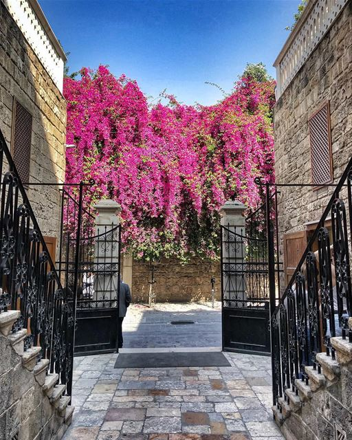 🌺🌺.. mylebanon saida city old house lebanese travel... (The Soap Museum - Hammam)