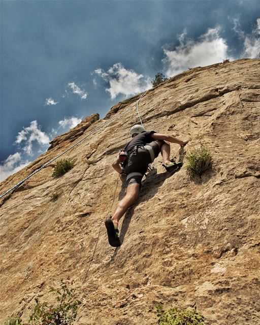 If you don't challenge yourself, you may never find out who you can become... (Afka, Mont-Liban, Lebanon)