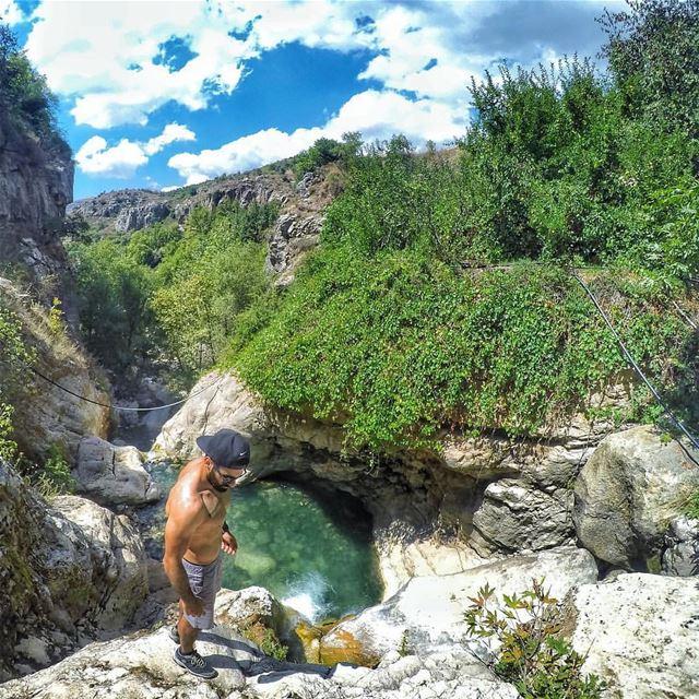 hiking hikingtrail hikeitout hikebytheriver waterfall tbt🔙 ...