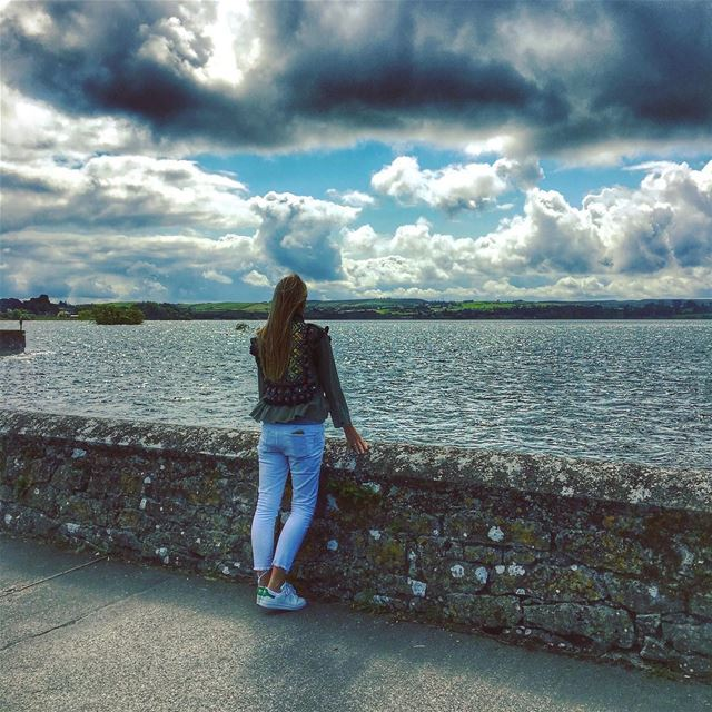 """""""And you say I'd be crazy to love you baby But I would if I could, be... (Ireland (country))"""
