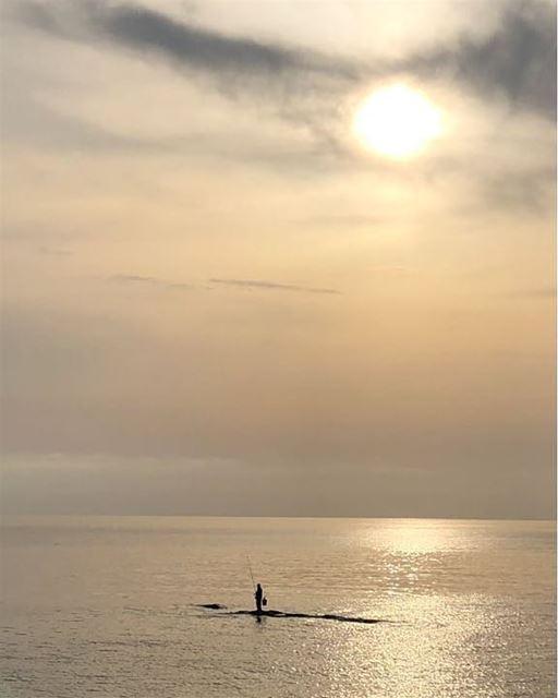 💛💛💛 nofilter sunset mediterraneansea whatsuplebanon eyesoflebanon ... (Tripoli, Lebanon)