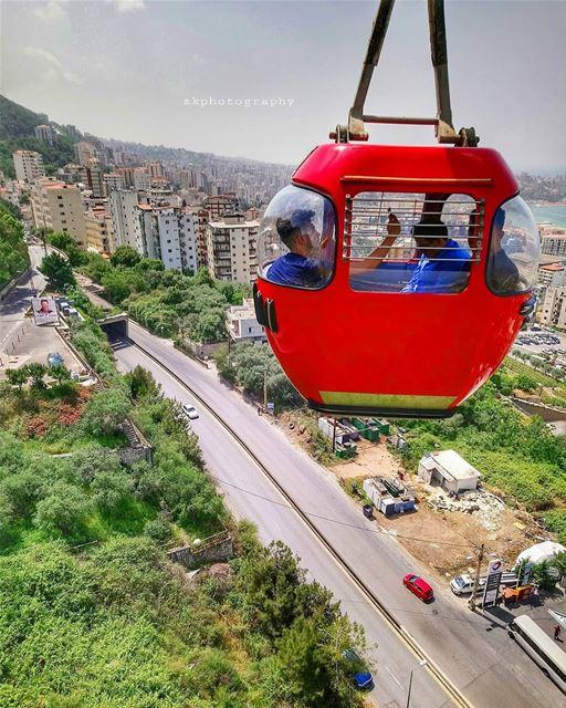 My Lebanon 🇱🇧 - Spring 2018 * insta_lebanon ig_lebanon ... (Telefrique-Harisa)