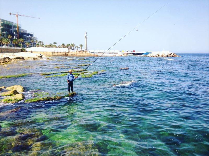 🎣 (Ain El Mreisse, Beyrouth, Lebanon)