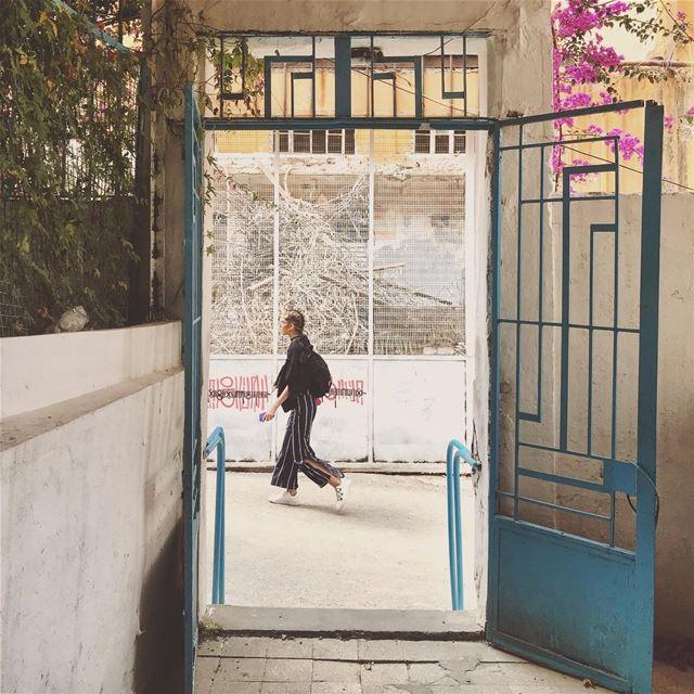 Overlapping frames🖼 Lebanon tb travel travelgram traveler wanderlust... (Beirut, Lebanon)