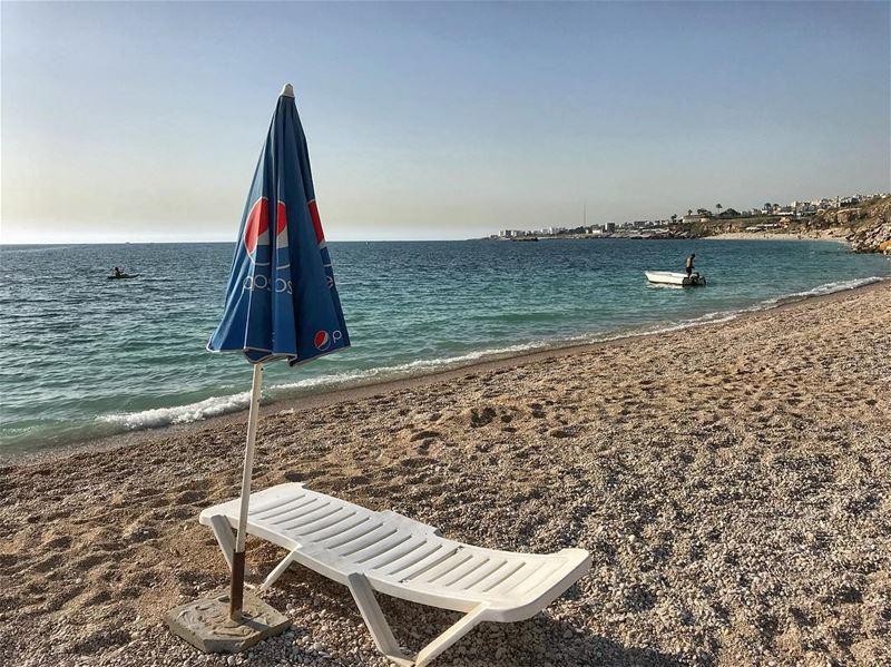 sea sand sun sky photooftheday picoftheday igdaily instadaily ... (Byblos, Lebanon)