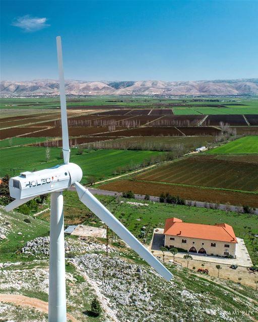 earthday gogreen 🍃... ammiq bekaa westbekaa lebanon dji drones ... (West Bekaa)