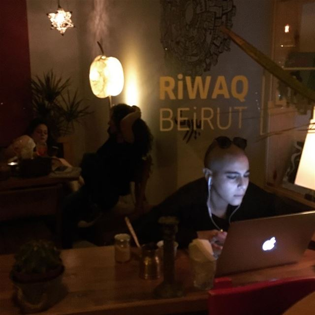 Nights at Al Riwaq nightlife streetphotography documentaryphotography ... (Riwaq Beirut - رِواق بيروت)