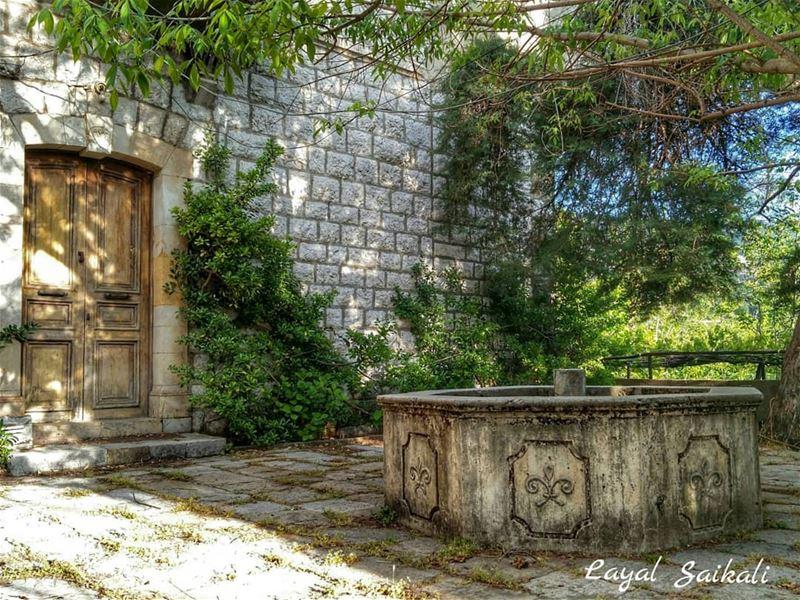 `` Stay C u r i o u s`` •••• lebanon falougha spring weekend... (Falougha, Mont-Liban, Lebanon)