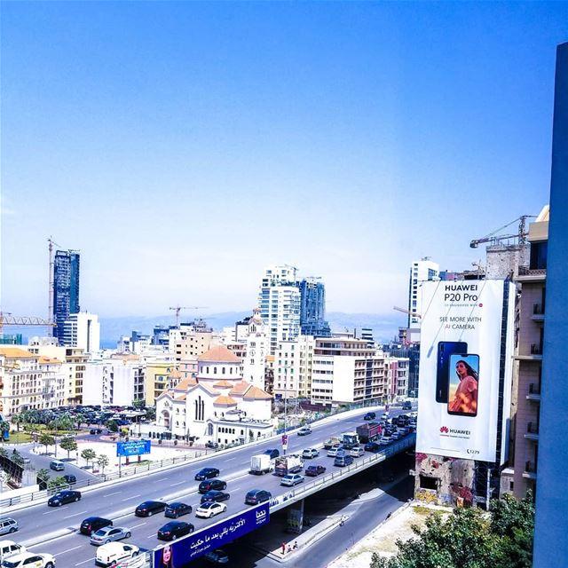 I'm coming baby 💙 Good morning Lebanon 💞..... livelovebeirut ...