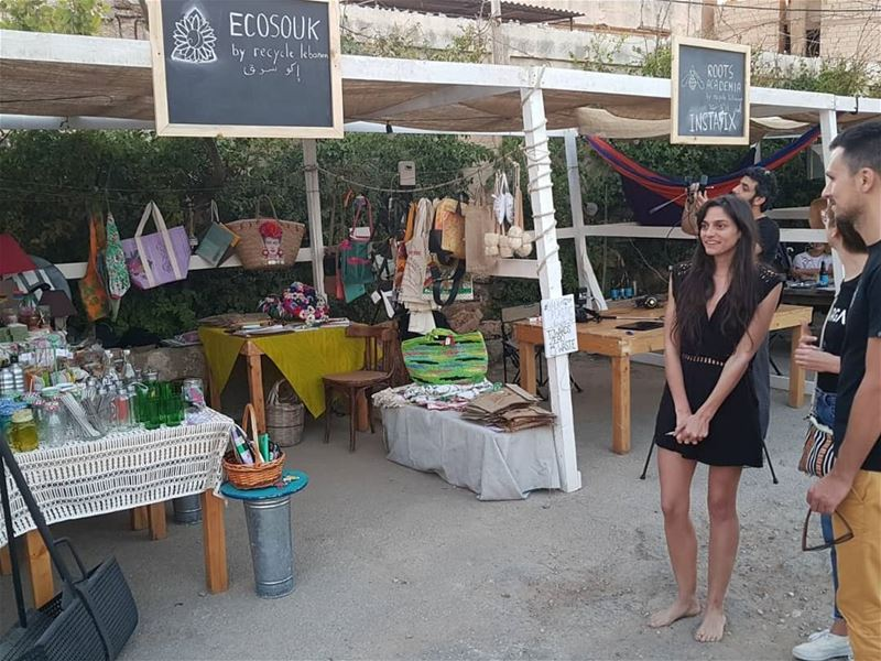 ecosouk  baladi pop up with a host of alternatives from designers across ... (Colonel Beer Brewery)
