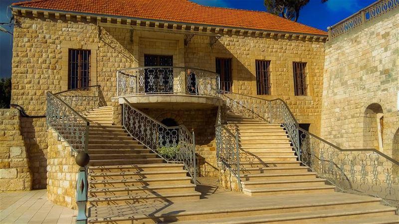 • Yellow memories Lebanesehouses Heritage... (Zahlé, Lebanon)