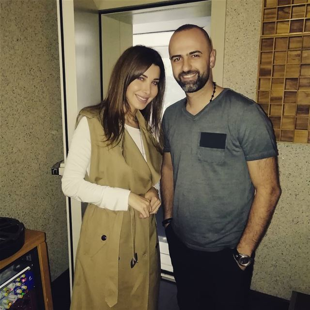 Lovely, Professional, Beautiful, Kind... Super Nancy... nancyajram ... (MTV Lebanon)