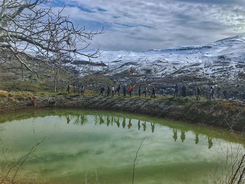 It's time for Baskenta's Literary trail (darb el adab📚✏️) (Read the full... (Baskinta, Lebanon)