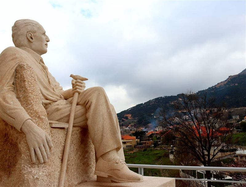 GEORGES GHANEM-POET AND WRITER ... (Baskinta, Lebanon)