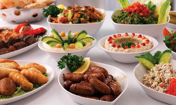 مازا لبنانية - Lebanese Mezze beirut travel food sweden ...