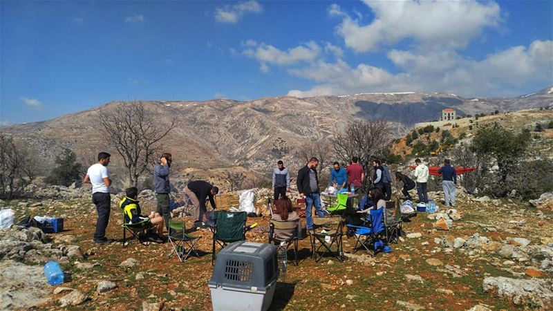 Camping is the answer.... Who cares what the question is🙌⛺ (Qaa Er Rîm, Béqaa, Lebanon)