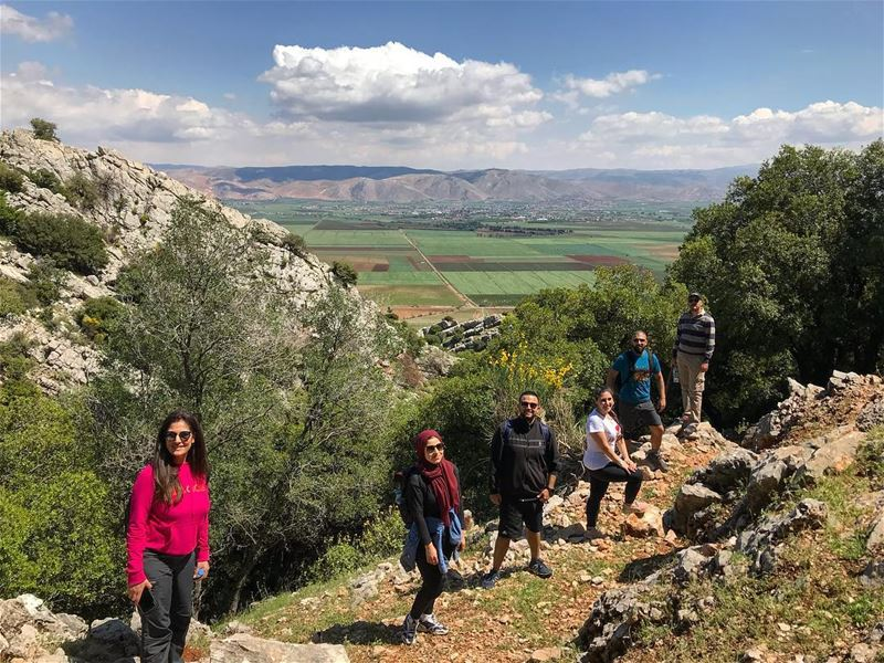 Get out and hike ‼️................. lebanon nature ... (West Bekaa)