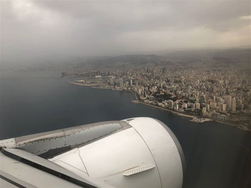 🇱🇧Maybe the reason you can never go home again is that, once you're back, (Aéroport International Rafic Hariri De Beyrouth)