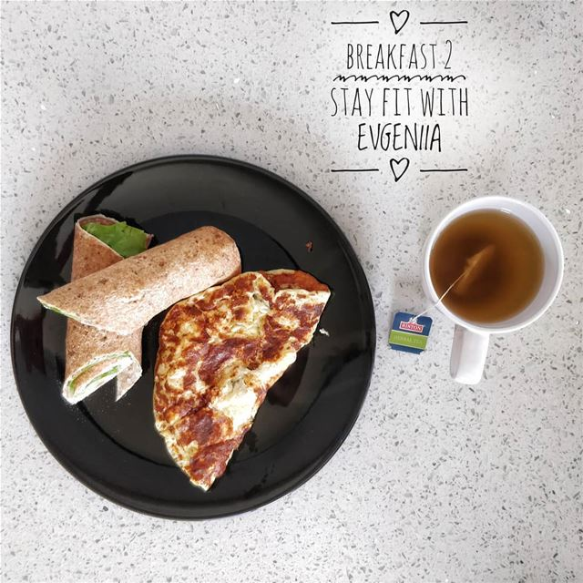 "(На русском ⬇️)✅ BREAKFAST 2""Omelette & Light Wrap"".Omelette is a... (Antilyas)"