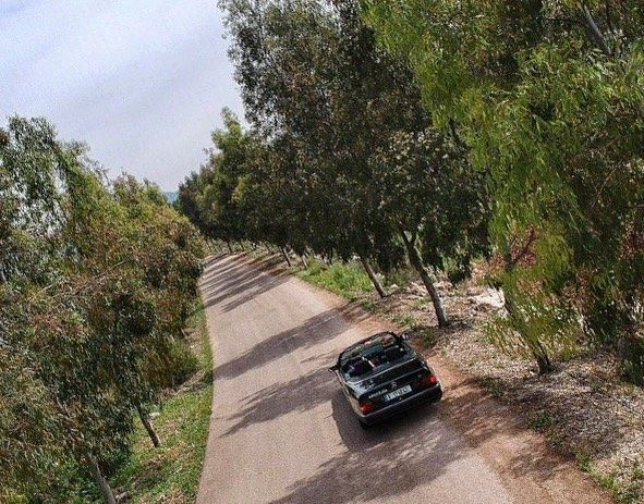 When this is the road that takes you home... satisfaction ... (Deïr Ez Zahrâni, Al Janub, Lebanon)