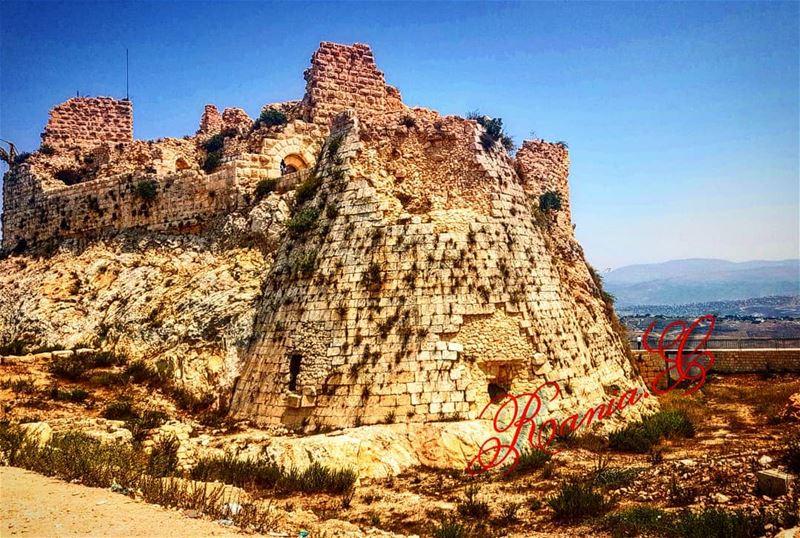 livelovelebanon amazingsite wonderfulregion southlebanon ... (Kal3it Chkif)