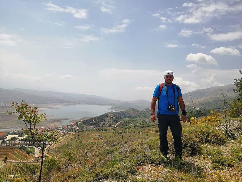 Hike moreWorry less. lebanon lebanonlovers mapsandnomads hiking ... (Saghbîne, Béqaa, Lebanon)