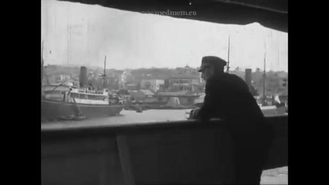 Arquivos da Diáspora: Imagens exclusivas do Porto de Beirute no início do... (Port of Beirut)
