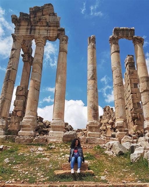 Sunny morning in Faqra ☀️Чем Ливан может привлечь туриста? 🤔 Вопрос скепт (Faqra Ruins)
