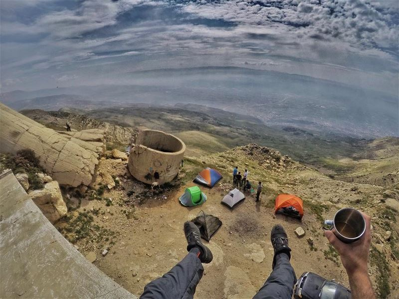 Coffee with a View ... (Somewhere On Earth)