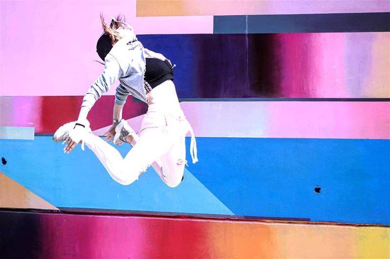 Whatever happens, I'll keep dancing 🚀Happy International Dance Day!-----