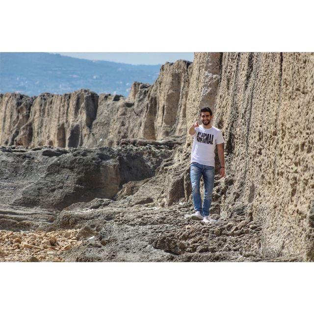 This phoenician wall located in batroun region is 225 meters long and 1 to... (North Governorate)