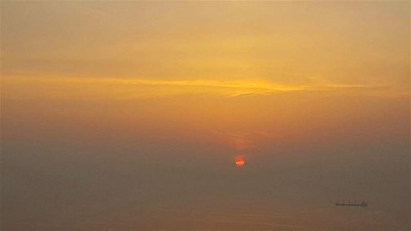 Magic hour 😍 lebanon batroun sunset nature naturephotography ... (Batroûn)