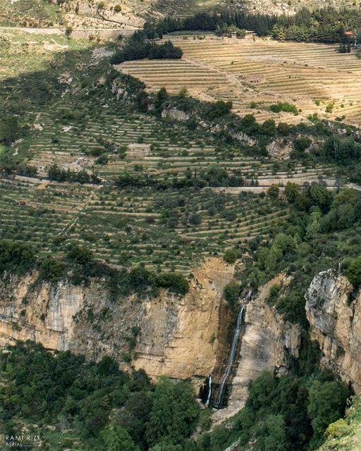 Hidden Gems in @livelove.jezzine 🏞️... lebanon jezzine dji drones... (Jezzîne, Al Janub, Lebanon)