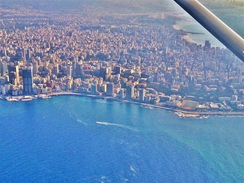 Flying over Lebanese coast lebanoncoast lebanoncoastline ...