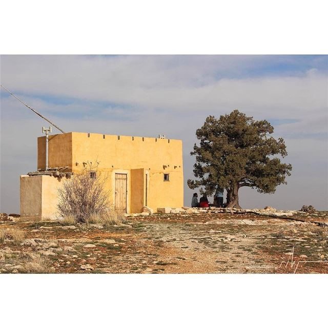 A great place to relax by @bsn_lb hermel hermel_city jord_elhermel ... (El Hermel, Béqaa, Lebanon)