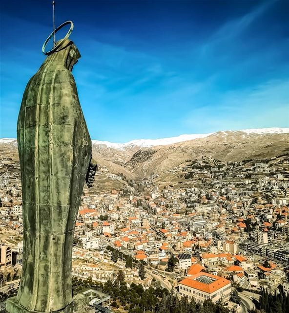 Tomorrow is May 01, our favorite month of the year here in Lebanon. Not... (Zahlé, Lebanon)