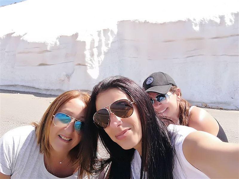 back on track friends usual selfie fun time roadtrip lebanon ...