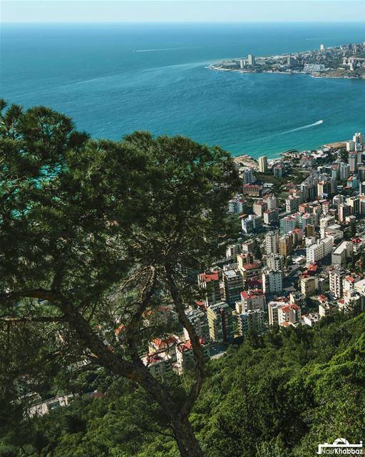 Swipe ⬅ streetphotography landscapephotography urban landscape ... (جونية - Jounieh)