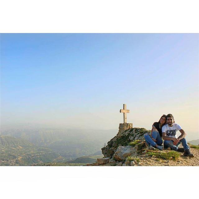 Above it all! livelovelebanon livelovebeirut liveloveakoura ... (North Governorate)