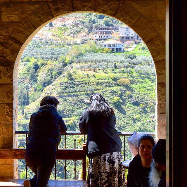 🇱🇧🇱🇧❤❤🙏🙏 monastery historic peaceful cliff naturelover ... (Hamatoura Monastery)