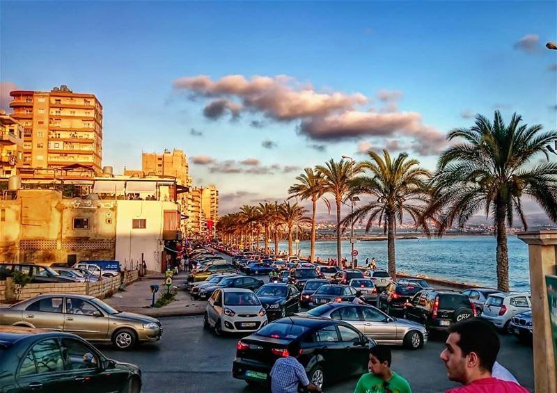 🚗 🚙🚘 takenbyme ptk_Lebanon visitlebanon Lebanonbyalocal ... (مدينة صور - Tyre City)