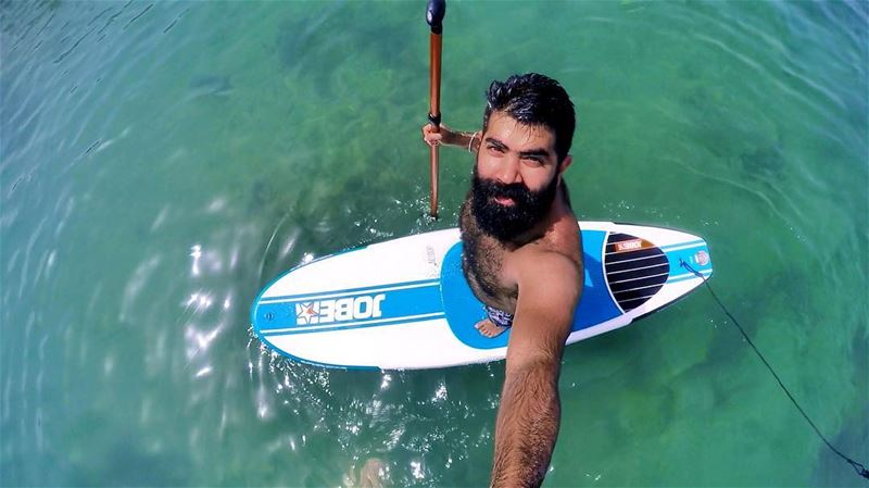It calls me WewereBornSailors moana sailors beach fun sun summer ... (Damour, Lebanon)