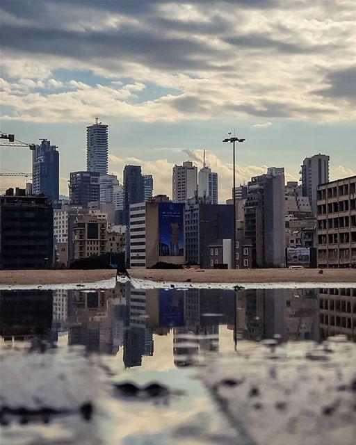 I walk .. run.. ride.. wherever my soul feels like...🍃🍃🍃... freedom... (Beirut, Lebanon)