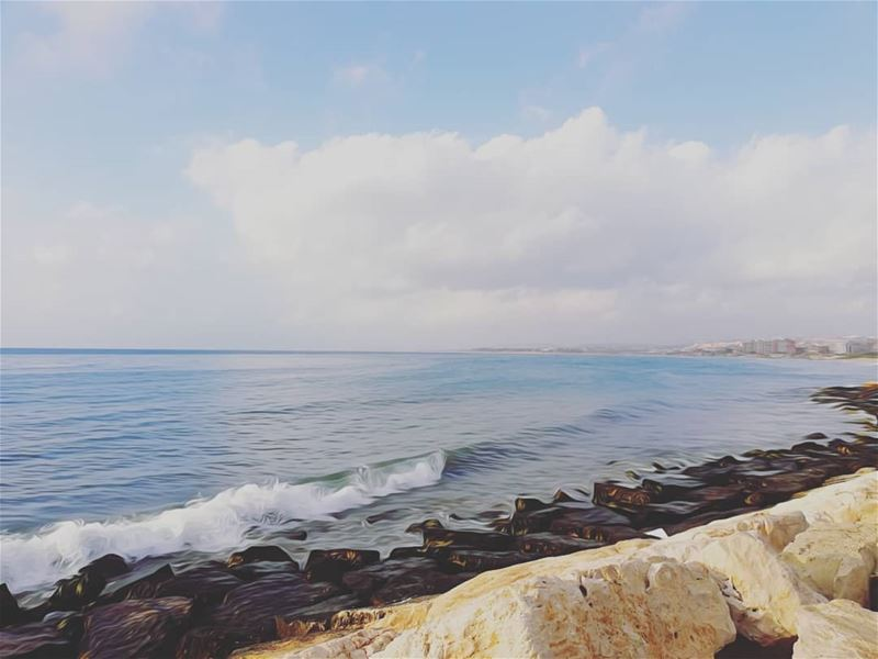 Good afternoon dear followers with this amazing picturePhoto taken by @hu (Tyre, Lebanon)