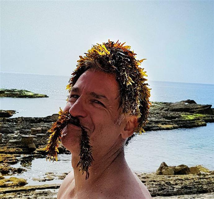 algue sea king kingarthur mustachecat hairstyles puncho lebanon ... (Puncho Resort)